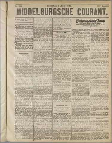Middelburgsche Courant 1921-06-11