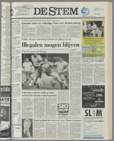 de Stem 1992-10-15