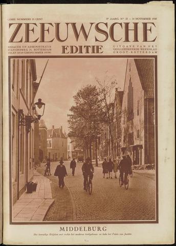 Ons Zeeland / Zeeuwsche editie 1930-11-14