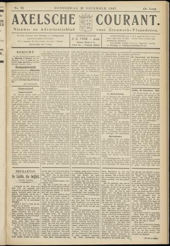 Axelsche Courant 1927-12-29