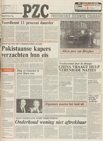 Provinciale Zeeuwse Courant 1981-03-10