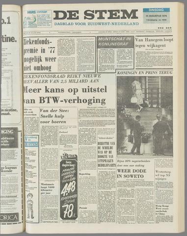 de Stem 1976-08-24