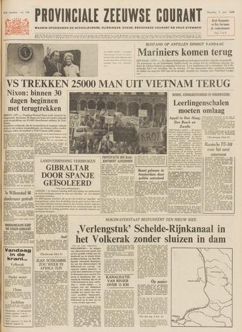 Provinciale Zeeuwse Courant 1969-06-09
