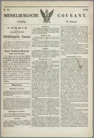 Middelburgsche Courant 1872-01-29
