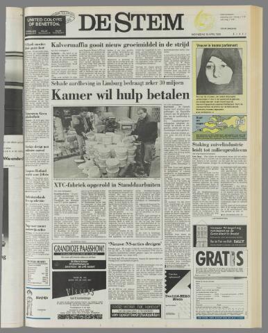 de Stem 1992-04-15