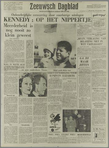 Zeeuwsch Dagblad 1960-11-10