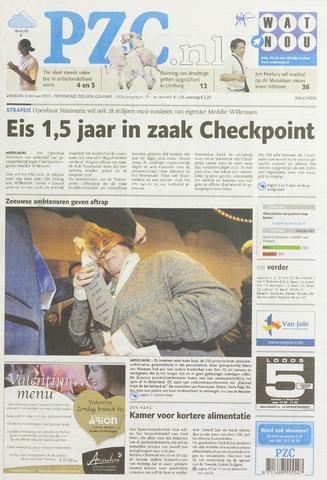 Provinciale Zeeuwse Courant 2010-02-06