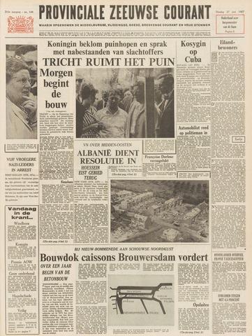 Provinciale Zeeuwse Courant 1967-06-27