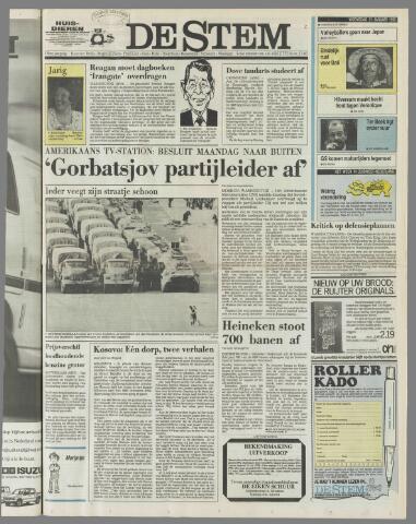 de Stem 1990-01-31
