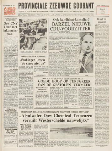 Provinciale Zeeuwse Courant 1971-10-05