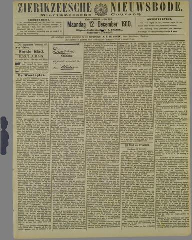 Zierikzeesche Nieuwsbode 1910-12-12