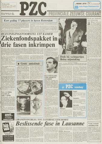 Provinciale Zeeuwse Courant 1984-03-16