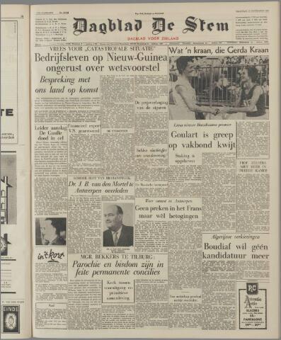 de Stem 1962-09-17