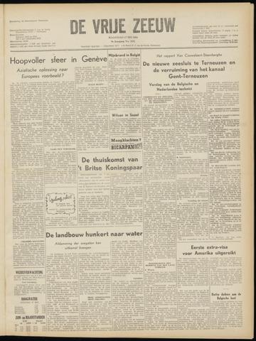 de Vrije Zeeuw 1954-05-17