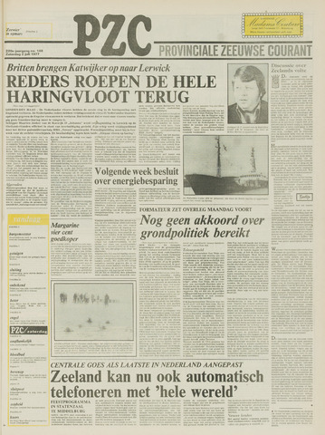 Provinciale Zeeuwse Courant 1977-07-02