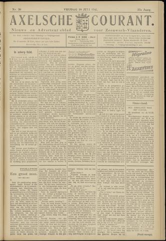 Axelsche Courant 1941-07-18
