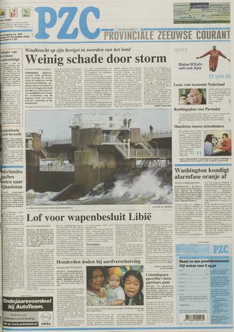 Provinciale Zeeuwse Courant 2003-12-22
