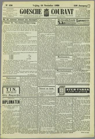 Goessche Courant 1929-11-15