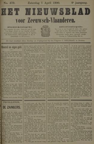 Nieuwsblad voor Zeeuwsch-Vlaanderen 1900-04-07