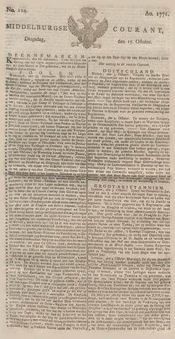 Middelburgsche Courant 1771-10-15