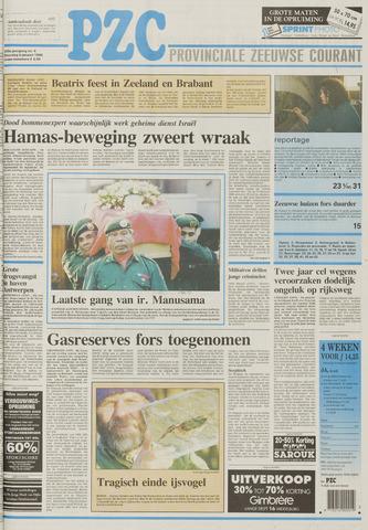 Provinciale Zeeuwse Courant 1996-01-06