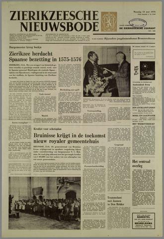 Zierikzeesche Nieuwsbode 1976-06-14