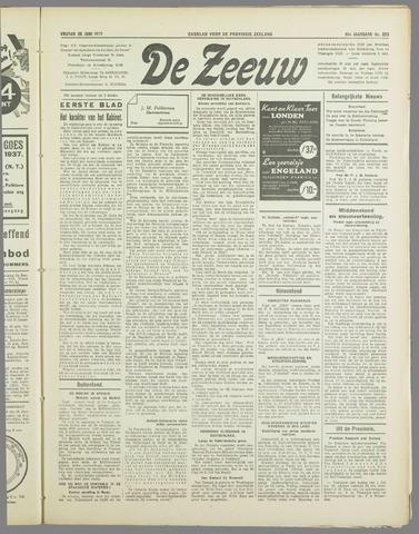 De Zeeuw. Christelijk-historisch nieuwsblad voor Zeeland 1937-06-25