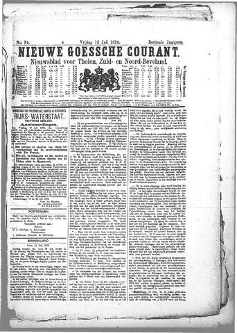 Nieuwe Goessche Courant 1878-07-12