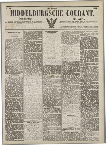 Middelburgsche Courant 1902-04-24