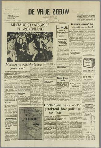 de Vrije Zeeuw 1967-04-22