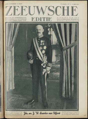 Ons Zeeland / Zeeuwsche editie 1931-05-08
