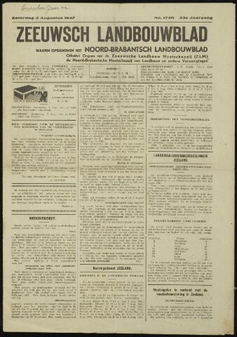 Zeeuwsch landbouwblad ... ZLM land- en tuinbouwblad 1941-08-02