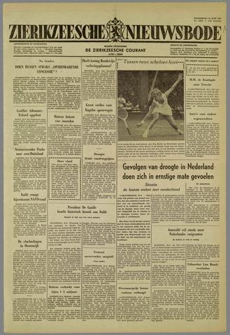 Zierikzeesche Nieuwsbode 1959-06-25