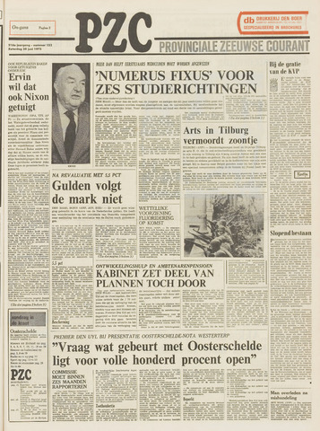 Provinciale Zeeuwse Courant 1973-06-30
