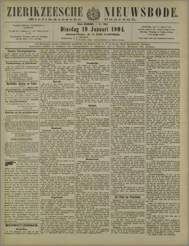Zierikzeesche Nieuwsbode 1904-01-19