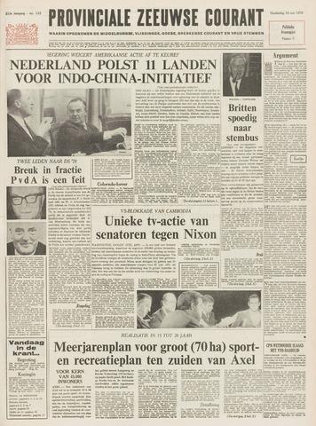 Provinciale Zeeuwse Courant 1970-05-14