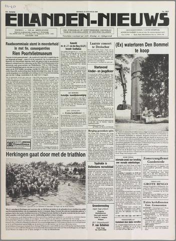 Eilanden-nieuws. Christelijk streekblad op gereformeerde grondslag 1989-08-15