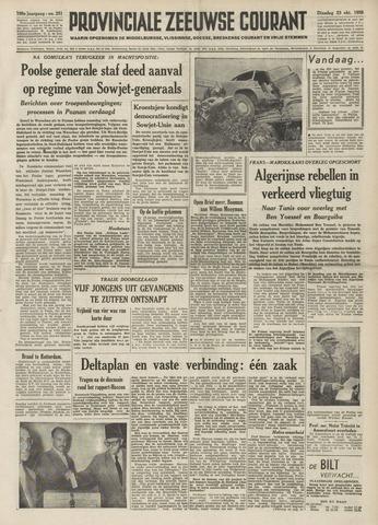 Provinciale Zeeuwse Courant 1956-10-23