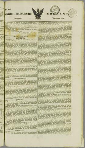 Middelburgsche Courant 1837-12-07