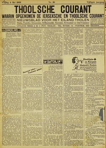 Ierseksche en Thoolsche Courant 1933-05-05