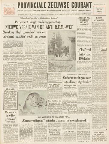 Provinciale Zeeuwse Courant 1964-08-27