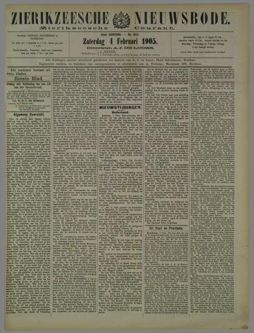 Zierikzeesche Nieuwsbode 1905-02-04