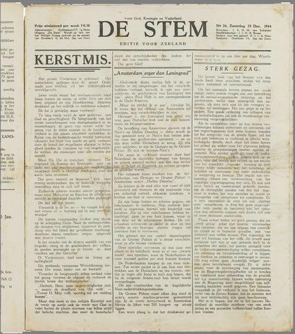 de Stem 1944-12-23