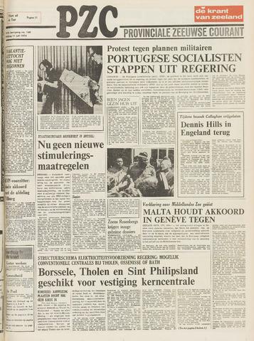 Provinciale Zeeuwse Courant 1975-07-11