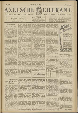 Axelsche Courant 1941-07-25