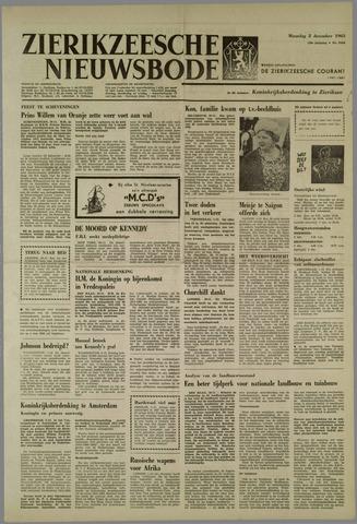Zierikzeesche Nieuwsbode 1963-12-02