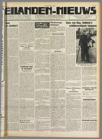 Eilanden-nieuws. Christelijk streekblad op gereformeerde grondslag 1967-02-14