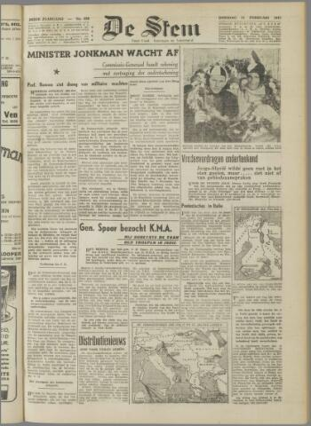 de Stem 1947-02-11