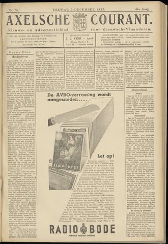 Axelsche Courant 1935-12-06