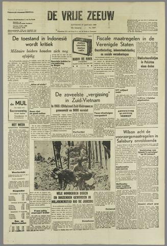 de Vrije Zeeuw 1966-01-15
